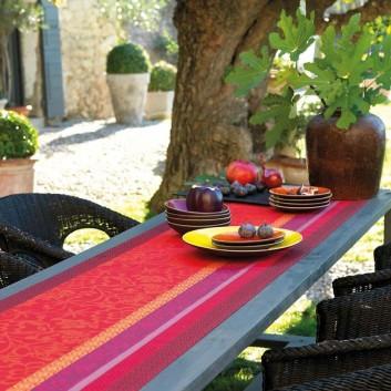 Set Table Le Jacquard Français (x4)