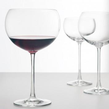 Verre à vin rouge x6