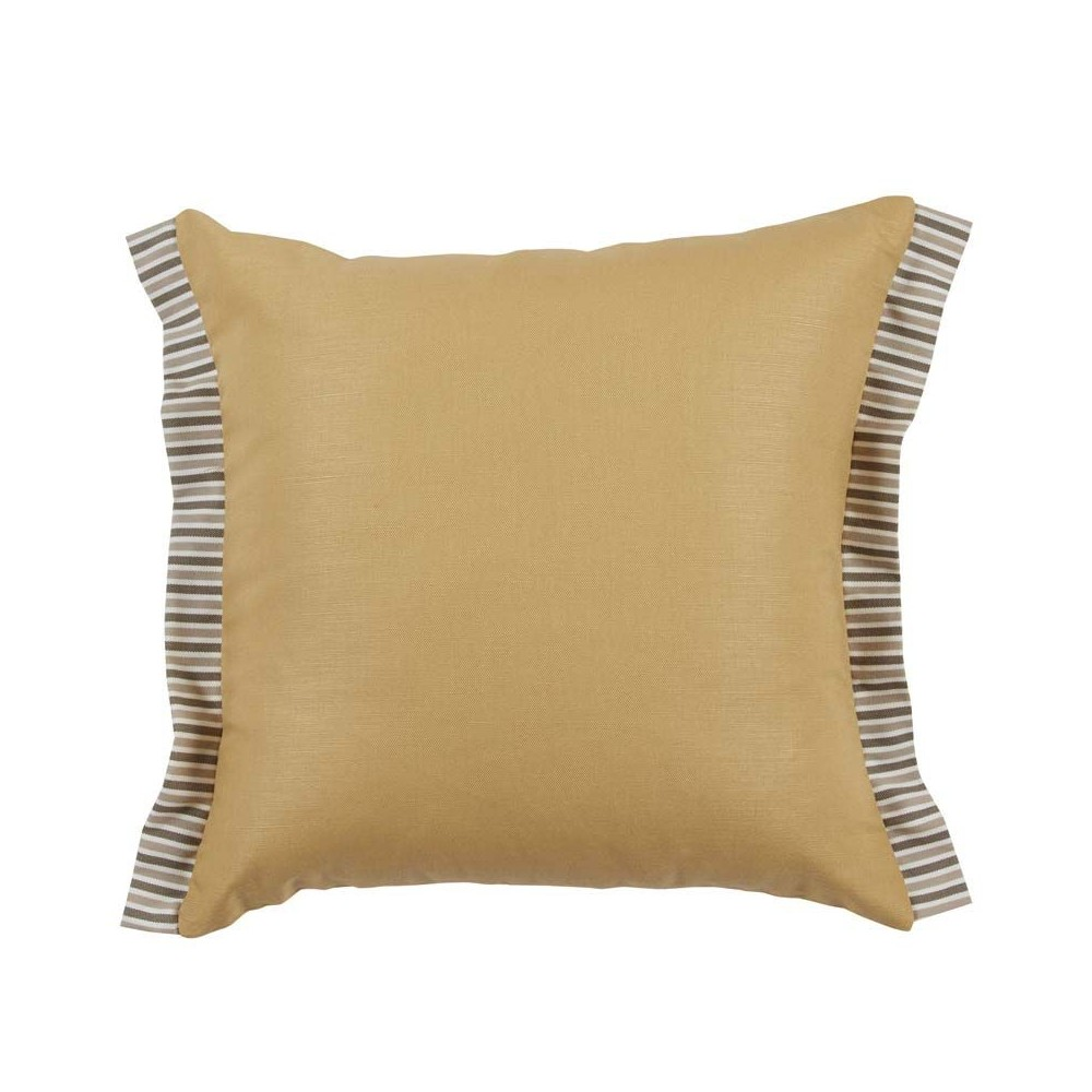 coussin moutarde auteuil