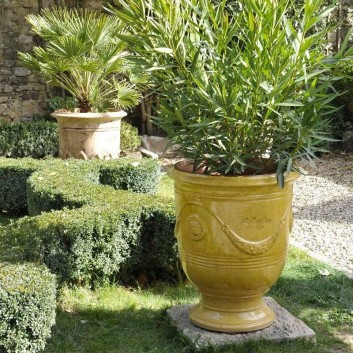 Vase Anduze Poterie de la Madeleine