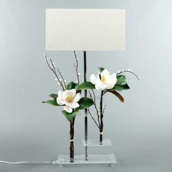 Lampe Pauline H Magnolia