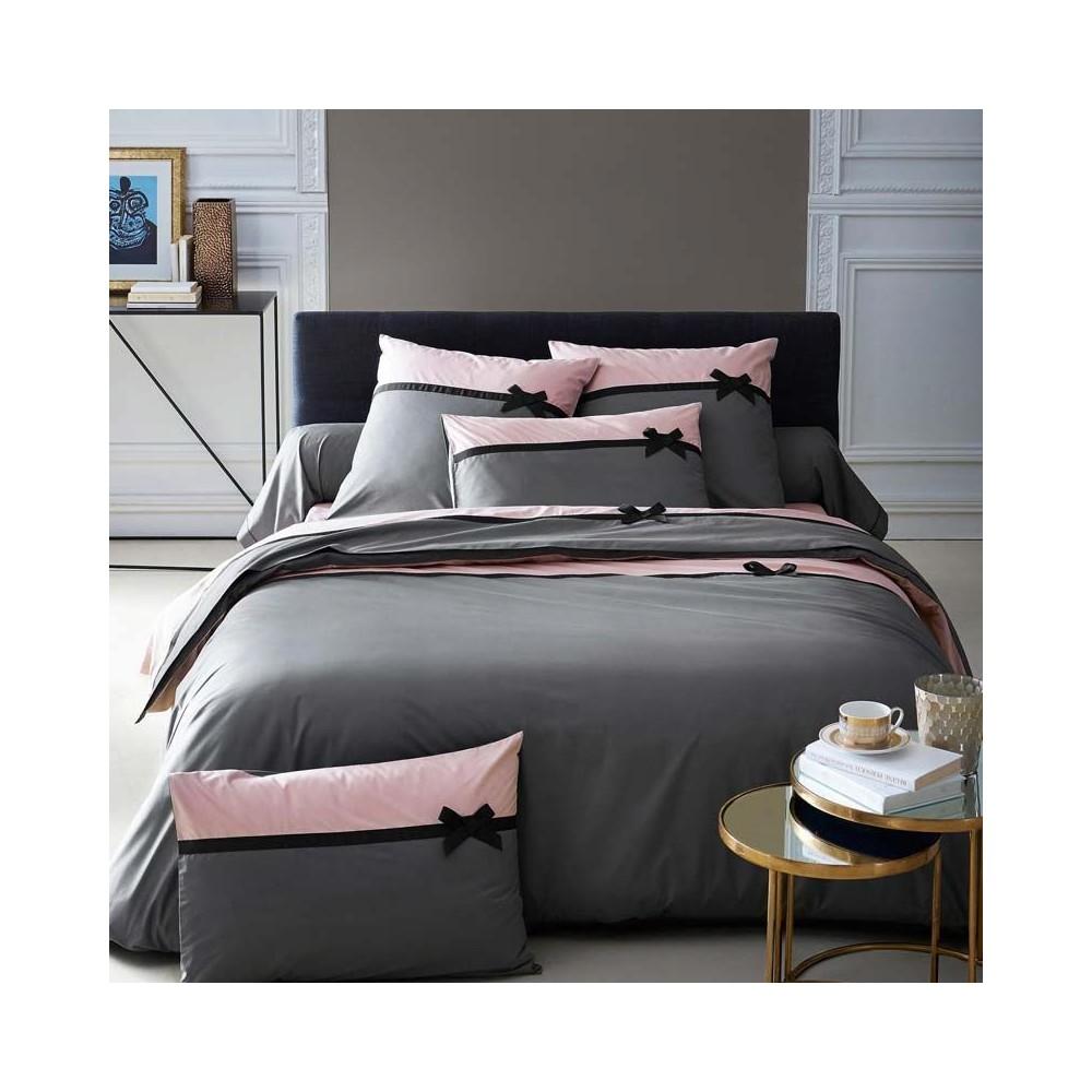 housse parure en percale. Black Bedroom Furniture Sets. Home Design Ideas
