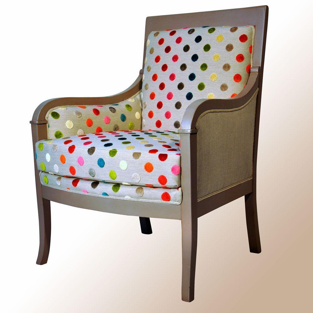 fauteuil deco. Black Bedroom Furniture Sets. Home Design Ideas