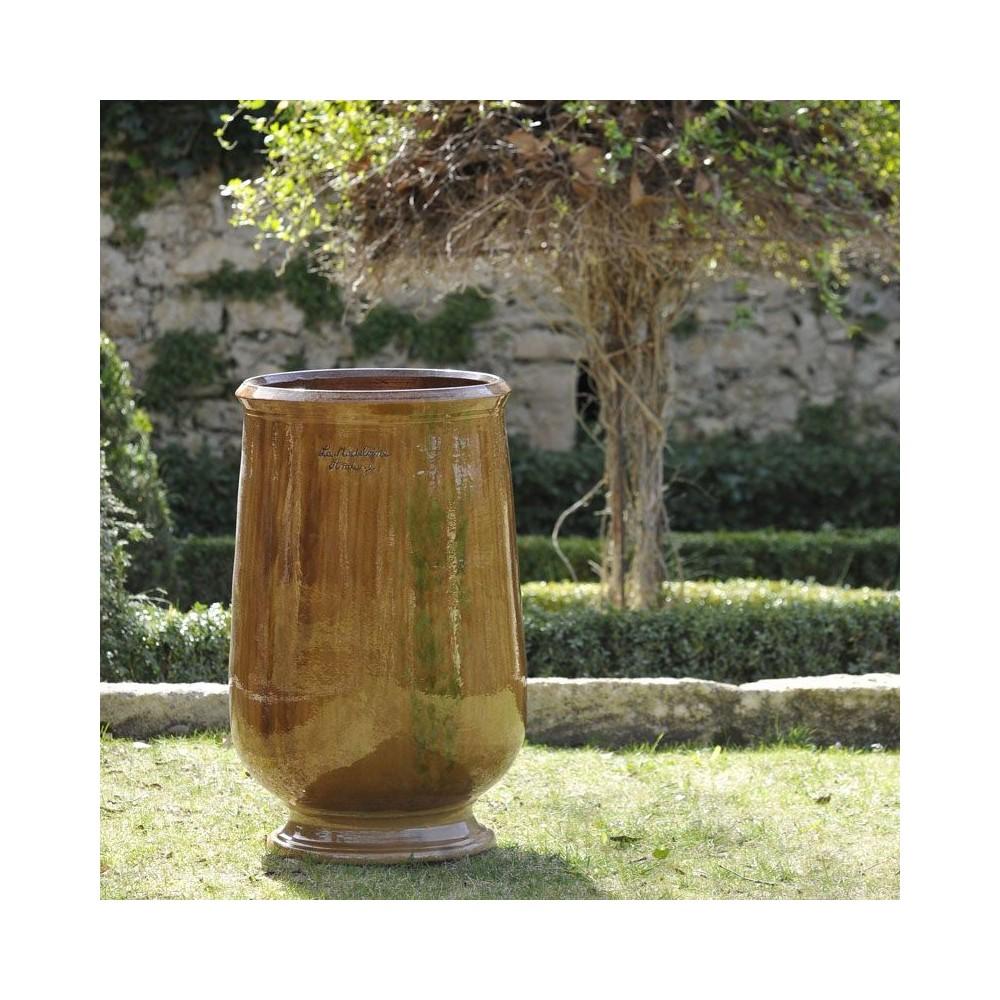 jarre huile anduze poterie de la madeleine. Black Bedroom Furniture Sets. Home Design Ideas