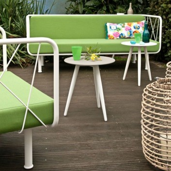Salon de jardin design made in France