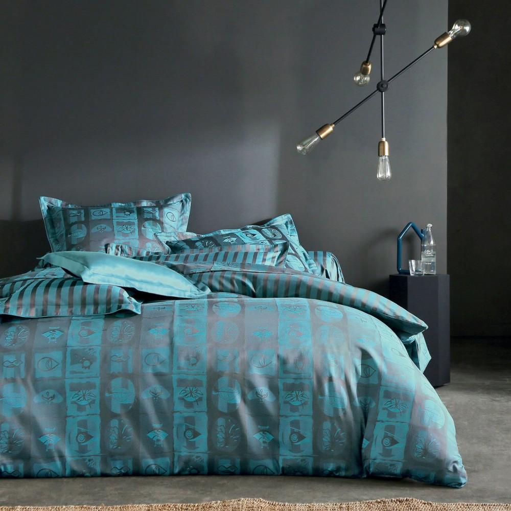 satin oxalis blanc des vosges. Black Bedroom Furniture Sets. Home Design Ideas